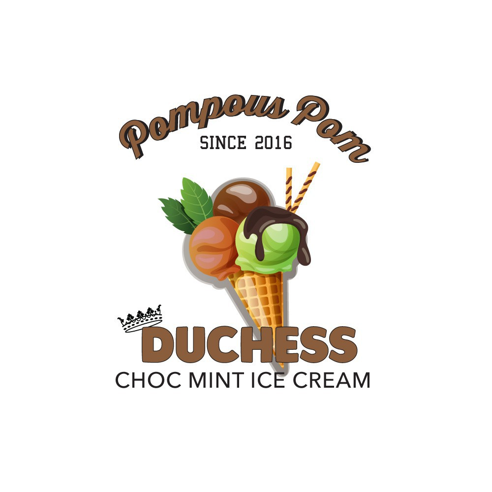 Duchess Choc Mint Ice Cream 30ml/100ml
