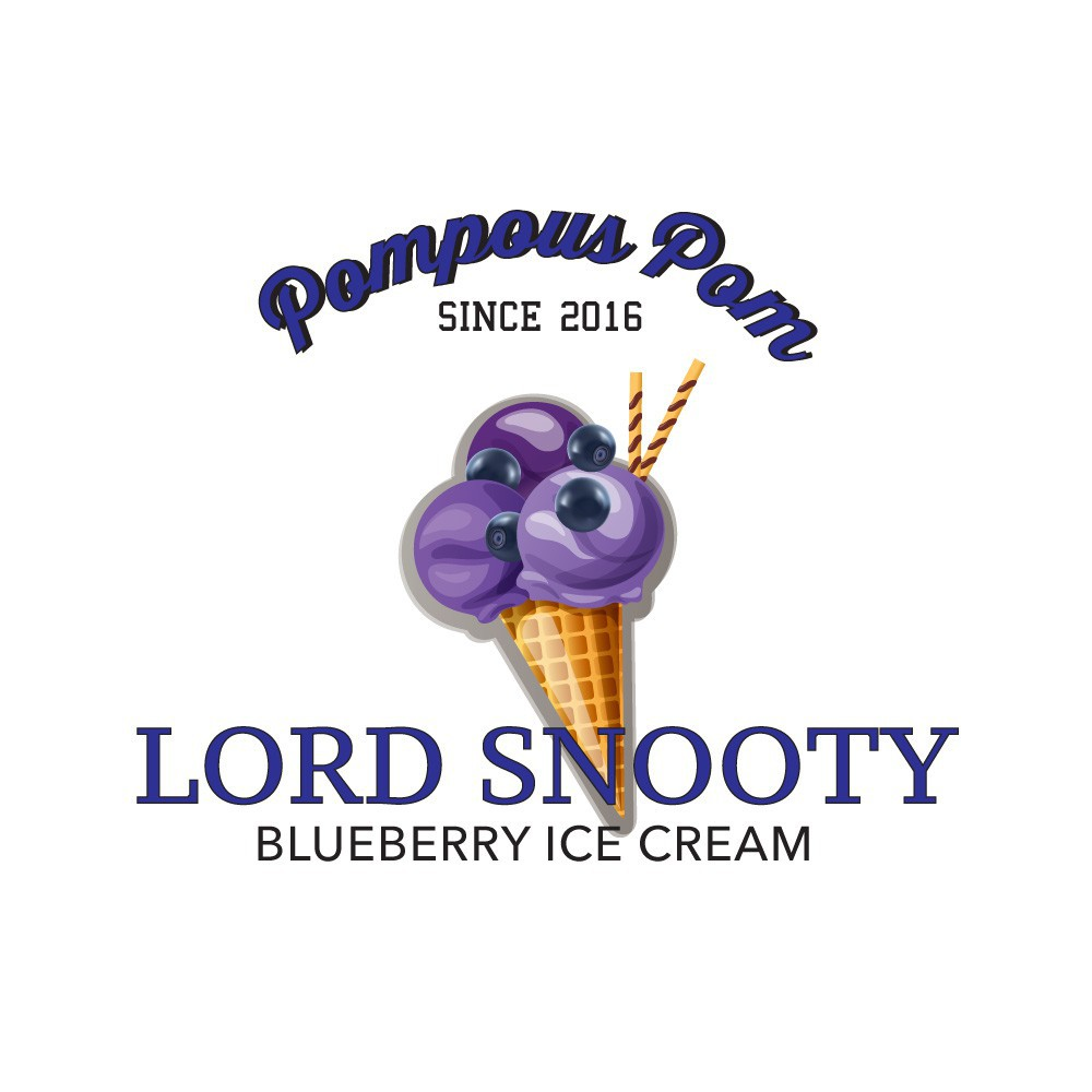 Pompous Pom - Lord Snooty 30ml/100ml