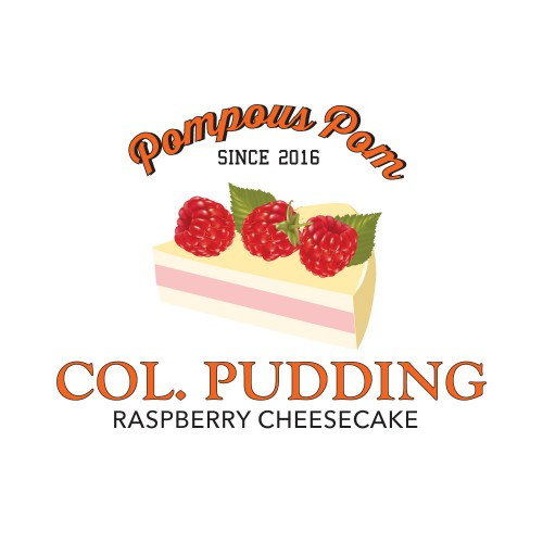 Col Pudding's Raspberry Cheesecake 30ml