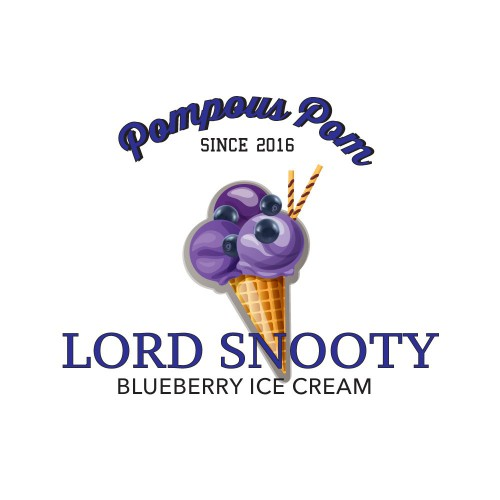 Pompous Pom - Lord Snooty 100ml