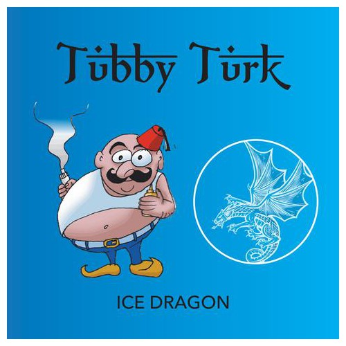 Tubby Turk - Ice Dragon 60ml
