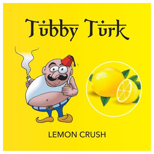 Tubby Turk - Lemon Crush 60ml