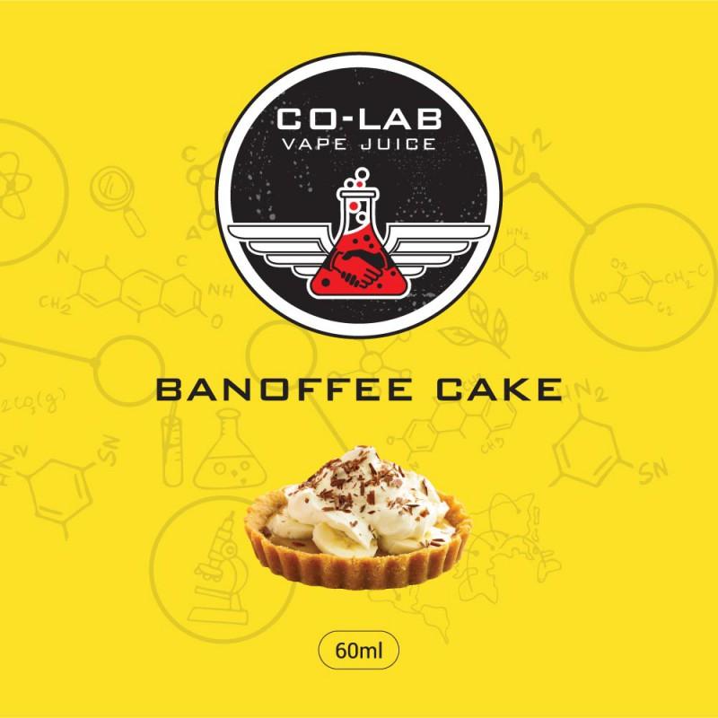 Banoffee Cake 60ml