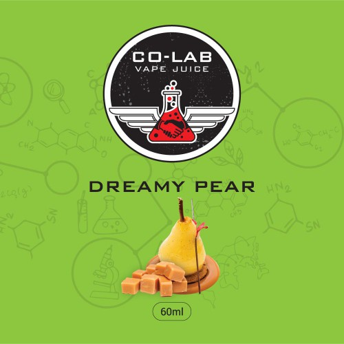Dreamy Pear 60ml