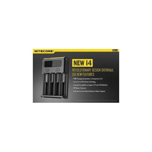 Nitcore i4 Battery Charger