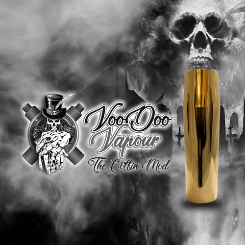 The Coffin Mod by VooDoo Vapour