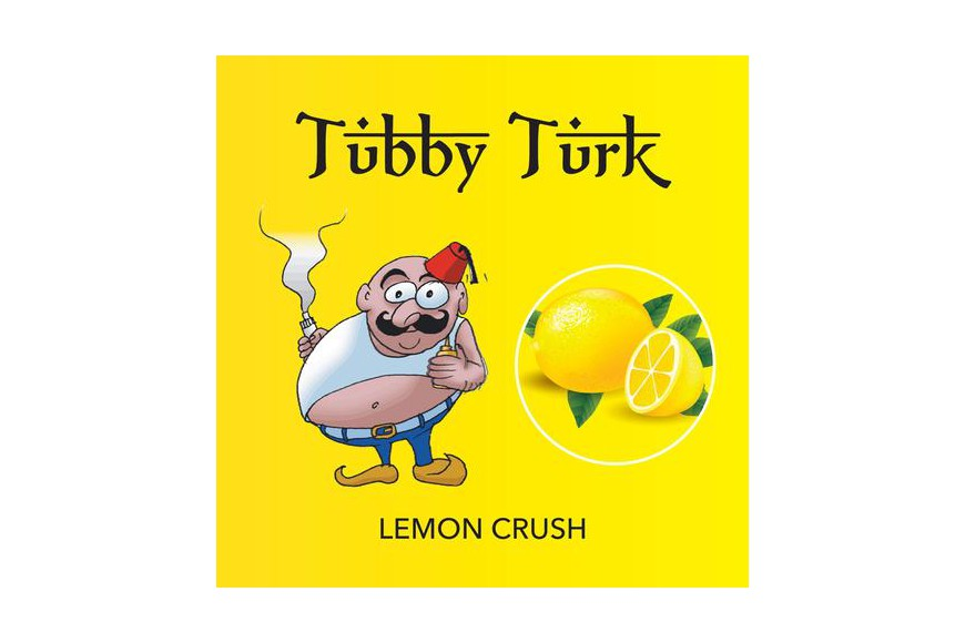 Tubby Turk Fruity Menthol E-juice from VooDoo Vapour